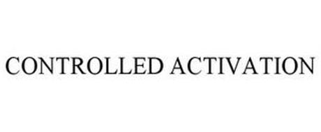 CONTROLLED ACTIVATION