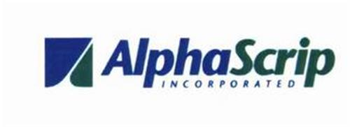 ALPHASCRIP INCORPORATED