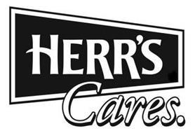 HERR'S CARES.