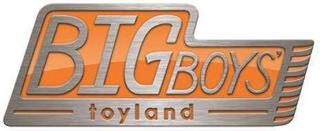 BIG BOYS' TOYLAND