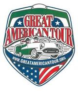 GREAT AMERICAN TOUR WWW.GREATAMERICANTOUR.ORG