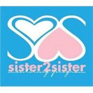 SISTER2SISTER MENTORING PROGRAM