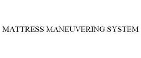 MATTRESS MANEUVERING SYSTEM