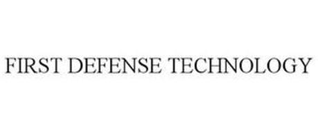 FIRST DEFENSE TECHNOLOGY