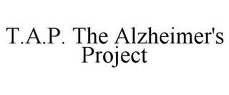 T.A.P. THE ALZHEIMER'S PROJECT