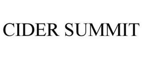 CIDER SUMMIT