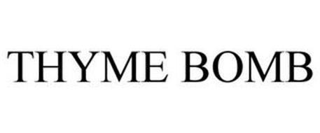 THYME BOMB
