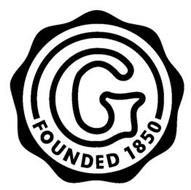 G FOUNDED 1850