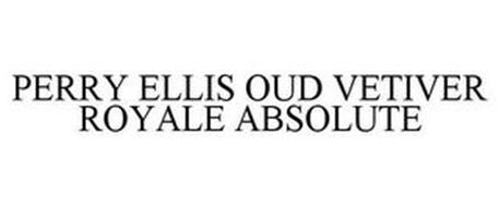 PERRY ELLIS OUD VETIVER ROYALE ABSOLUTE