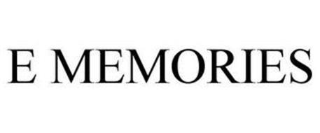 E-MEMORIES