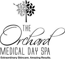 THE ORCHARD MEDICAL DAY SPA EXTRAORDINARY SKINCARE. AMAZING RESULTS.