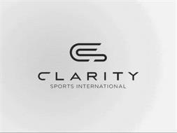 CS CLARITY SPORTS INTERNATIONAL