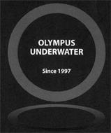 OLYMPUS UNDERWATER SINCE 1997