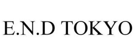 E.N.D TOKYO