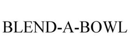 BLEND-A-BOWL