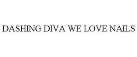 DASHING DIVA WE LOVE NAILS