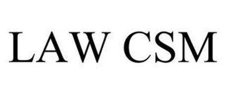 LAW CSM