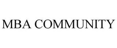 MBA COMMUNITY