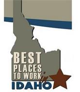 BEST PLACES TO WORK IN IDAHO