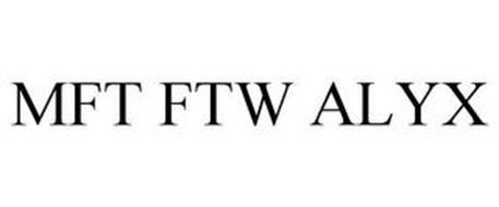 MFT FTW ALYX