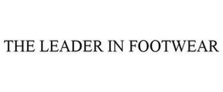 THE LEADER IN FOOTWEAR