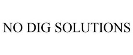 NO DIG SOLUTIONS