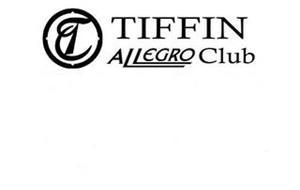 T TIFFIN ALLEGRO CLUB