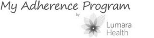 MY ADHERENCE PROGRAM BY LUMARA HEALTH
