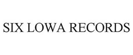 SIX LOWA RECORDS
