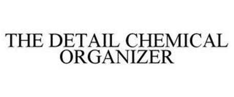 THE DETAIL CHEMICAL ORGANIZER