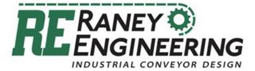 RE RANEY ENGINEERING INDUSTRIAL CONVEYOR DESIGN