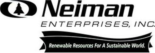 NEIMAN ENTERPRISES, INC. RENEWABLE RESOURCES FOR A SUSTAINABLE WORLD.