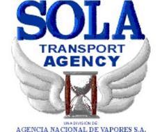 SOLA TRANSPORT AGENCY AGENCIA NACIONAL DE VAPORES S.A.