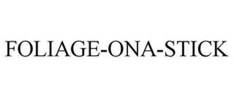 FOLIAGE-ONA-STICK