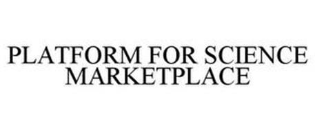 PLATFORM FOR SCIENCE MARKETPLACE