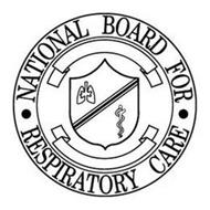 National Board for Respiratory Care, Inc. Trademarks (16