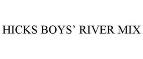 HICKS BOYS' RIVER MIX