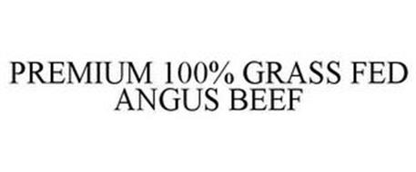 PREMIUM 100% GRASS FED ANGUS BEEF