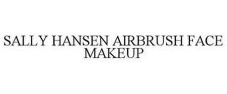 SALLY HANSEN AIRBRUSH FACE MAKEUP