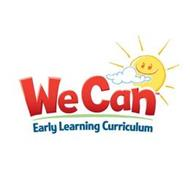 WE CAN EARLY LEARNING CURRICULUM