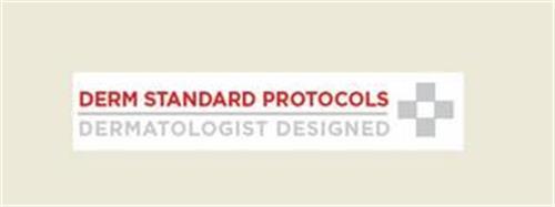 DERM STANDARD PROTOCOLS DERMATOLOGIST DESIGNED