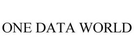 ONE DATA WORLD