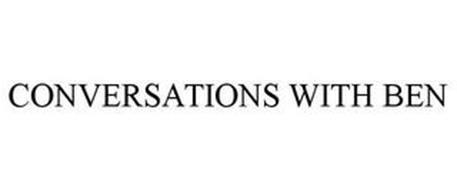 CONVERSATIONS WITH BEN