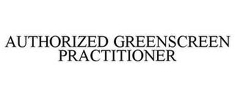 AUTHORIZED GREENSCREEN PRACTITIONER