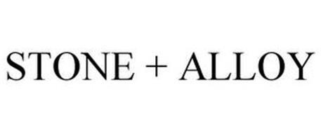 STONE + ALLOY