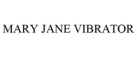 MARY JANE VIBRATOR