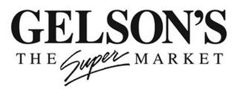GELSON'S THE SUPER MARKET