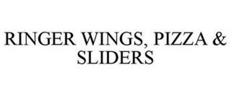 RINGER WINGS, PIZZA & SLIDERS