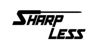 SHARP LESS