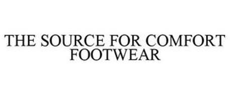 THE SOURCE FOR COMFORT FOOTWEAR
